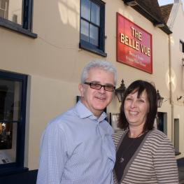 Belle Vue Tavern Pegwell Bay Landlords