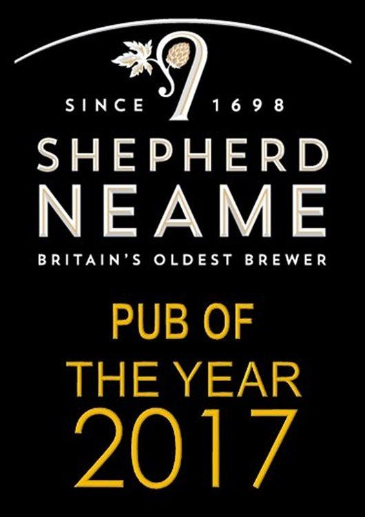 Pub of the Year 2017 - Belle Vue Tavern, Pegwell Bay, Ramsgate